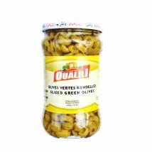Oualili - Olives Vertes Rondelles