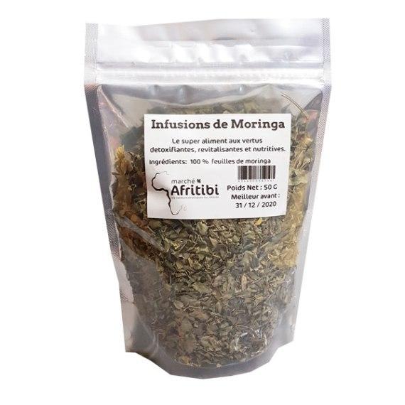 infusion de moringa | Original #Afritribi