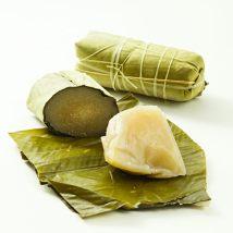 Chikwangue:  le grand bâton de manioc