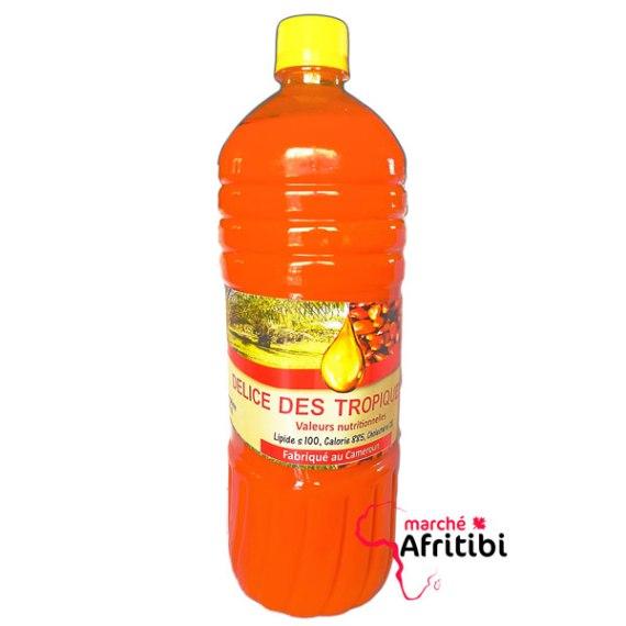 Huile de Palme rouge biologique | Afritibi