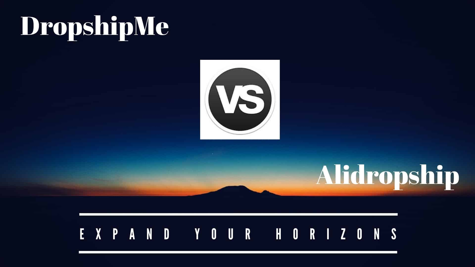 DropshipMe vs Alidropship: Which is best for your store