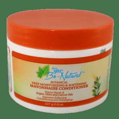 Be Natural Deep Moisturizing & Softening Mayonnaise Conditioner 227g