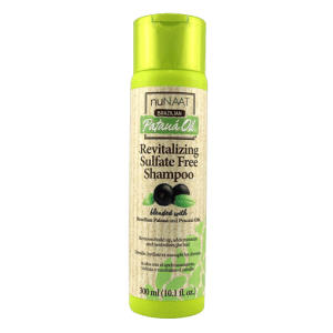 NuNaat Revitalizing Sulfate Free Shampoo