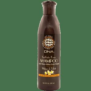 Flasche von MY DNA Sulfate Free Shampoo