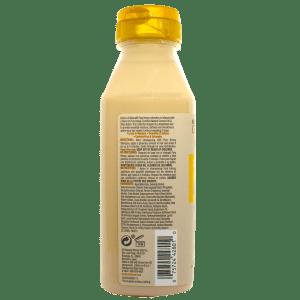 Rückseite der Produktflasche von Creme of Nature Cinditioner
