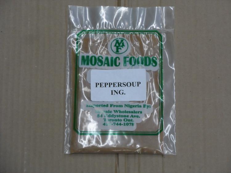 Pepper-Soup Spice
