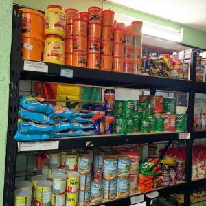 African Freshness supermarket