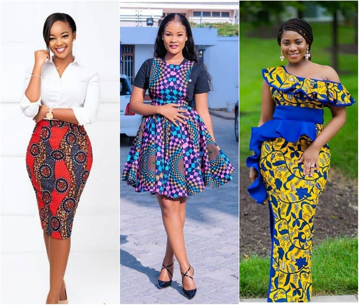 Pleasing Ankara Styles For Ladies Afrocosmopolitan