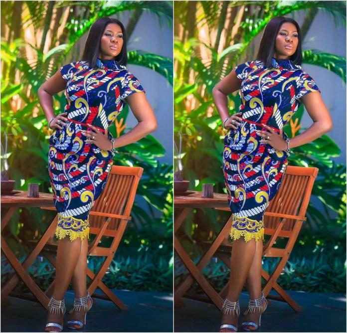 Debonair Ankara Styles From Stephanie Okereke