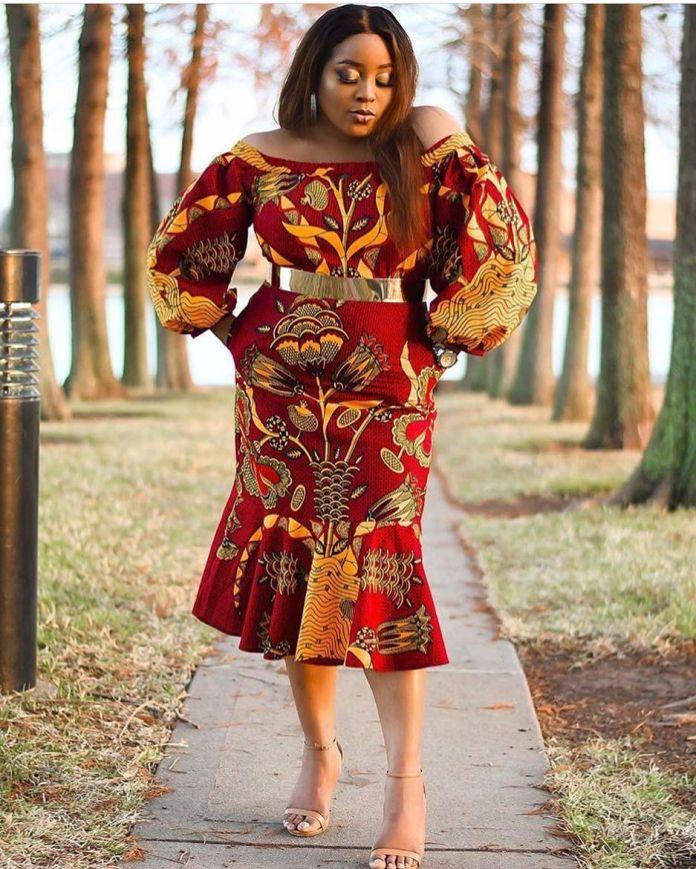 Stunning Latest Ankara Styles For Trendy Fashionistas