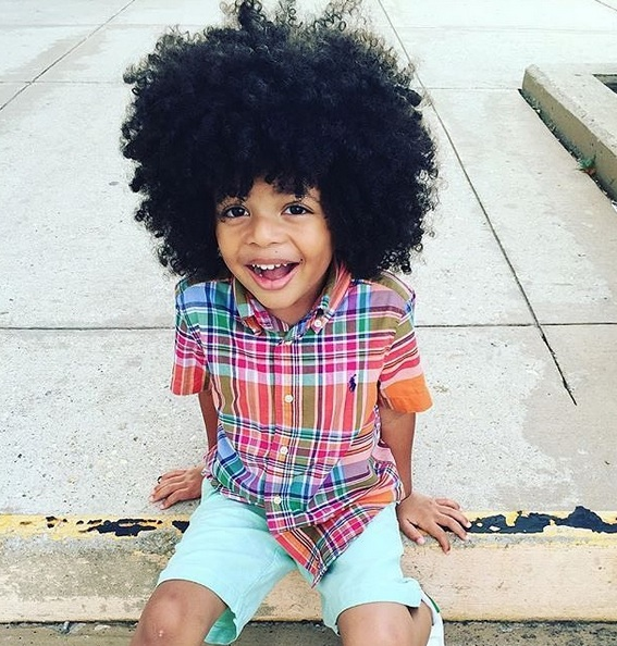 Afro Hairstyles For Black Boy Hair Kids Hairstyles Afroculture Net