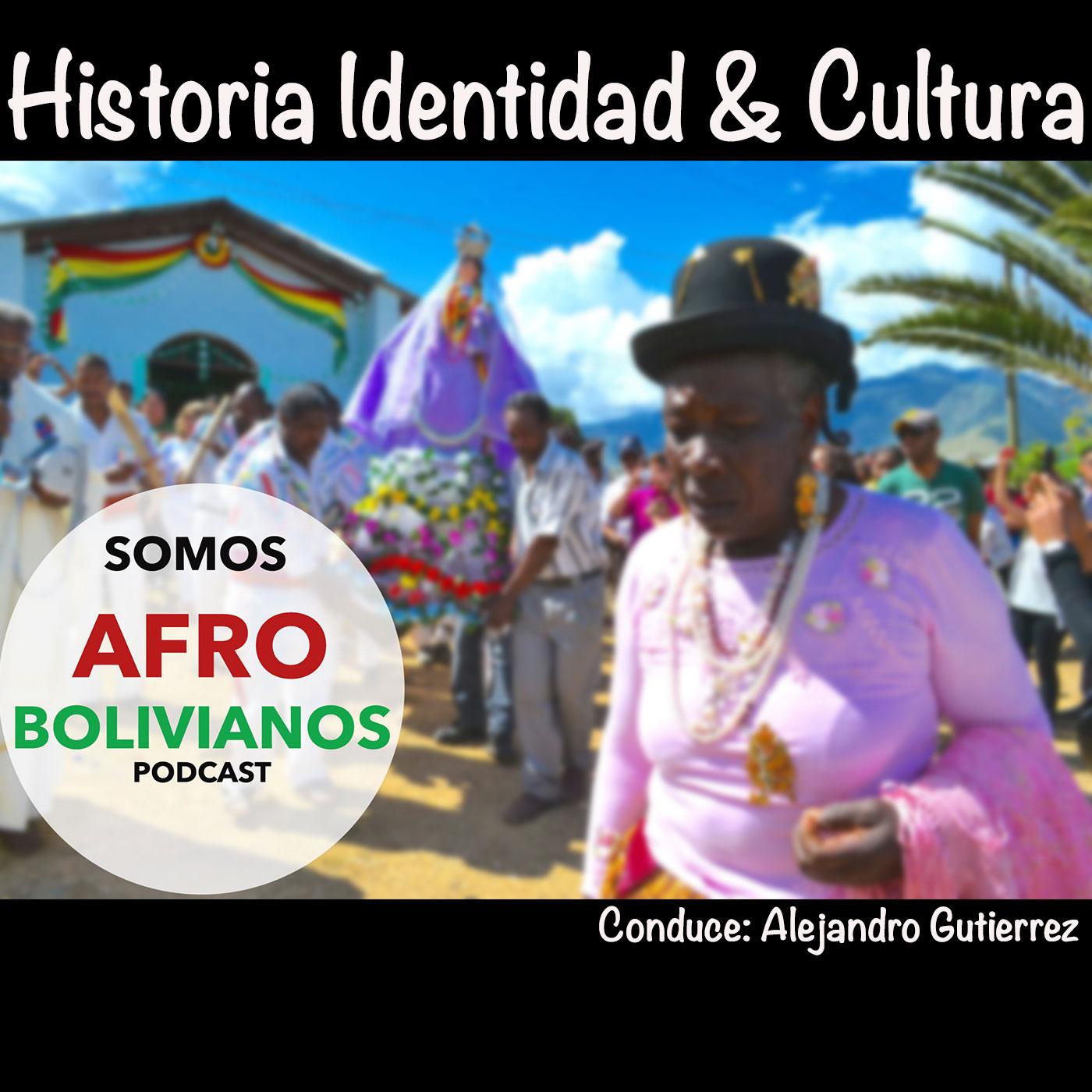Episodio 14: Entre Moredanas, Lenguas Nativas y el Cafe, hablamos sobre lo Afroboliviano