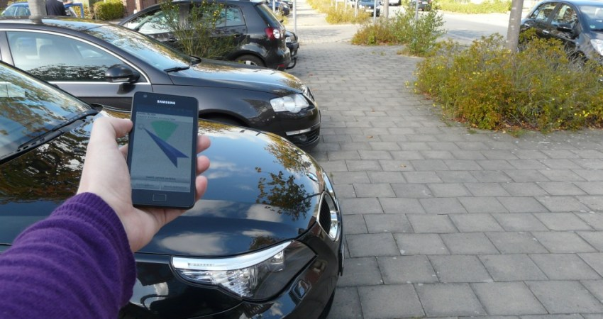 Car finder1 -  iPhone apps for drivers