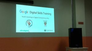 Google Digital Skills Launch Banner