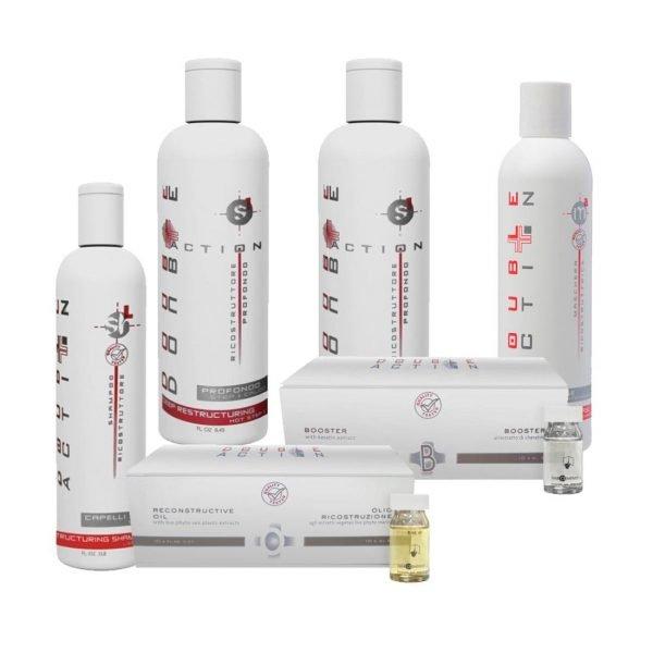 Conjunto de laminação de empresas de cabelo