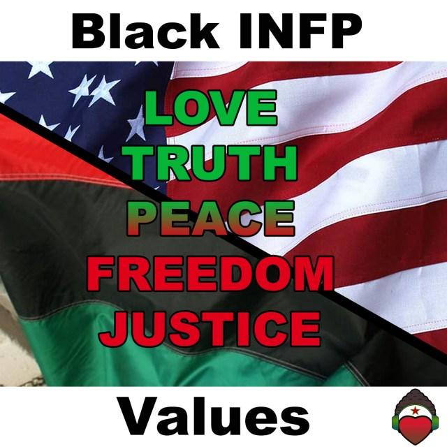 Black INFPs