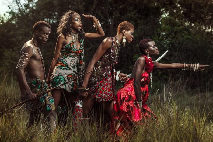 Osbourne Macharia. Kenya