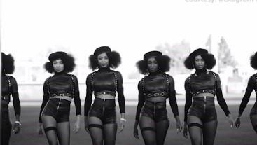 pantera negra Beyoncé_ Afroféminas 7