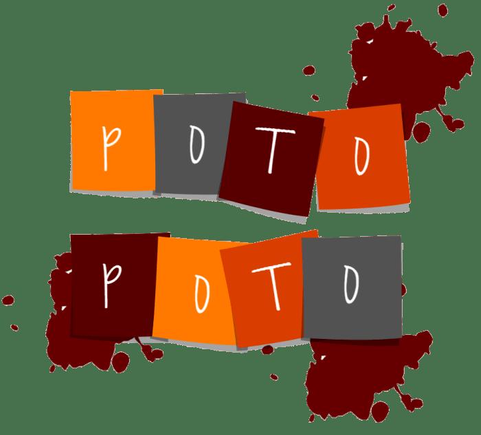 logo Potopoto_Afroféminas