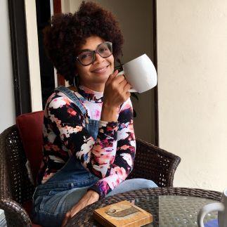 Zaira Vallenilla desde Puerto Rico
