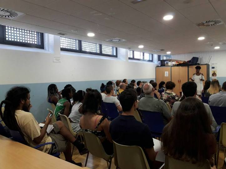 Taller Afroféminas para familias adoptivas en Madrid
