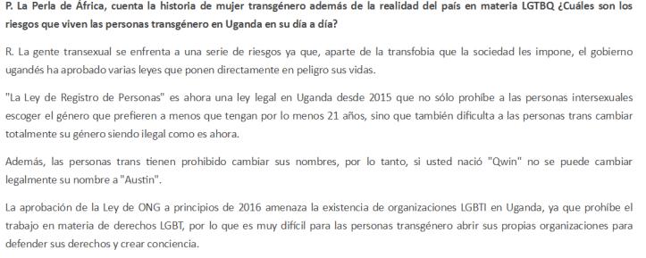 TransexualUganda