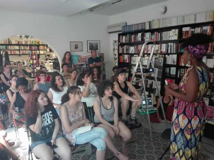Taller Afroféminas en Mallorca