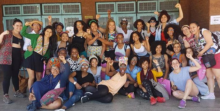 Mujeres negras, en Resistencia