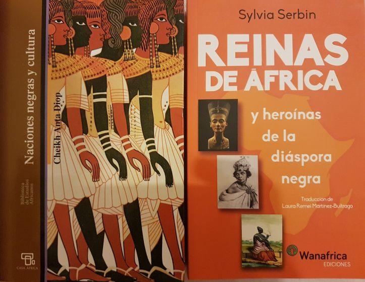 naciones negras y reinas africanas