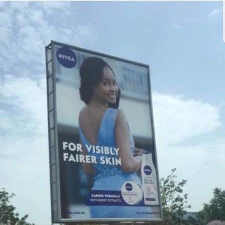 anuncio racista de Nivea