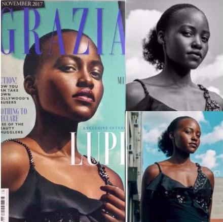 Los medios masivos y los patrones de belleza. El caso de Lupita.