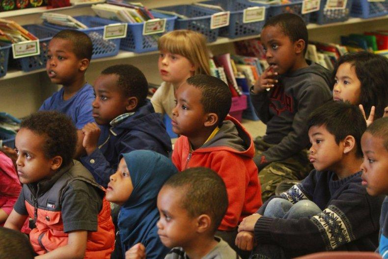Educar a niños sin prejuicios raciales