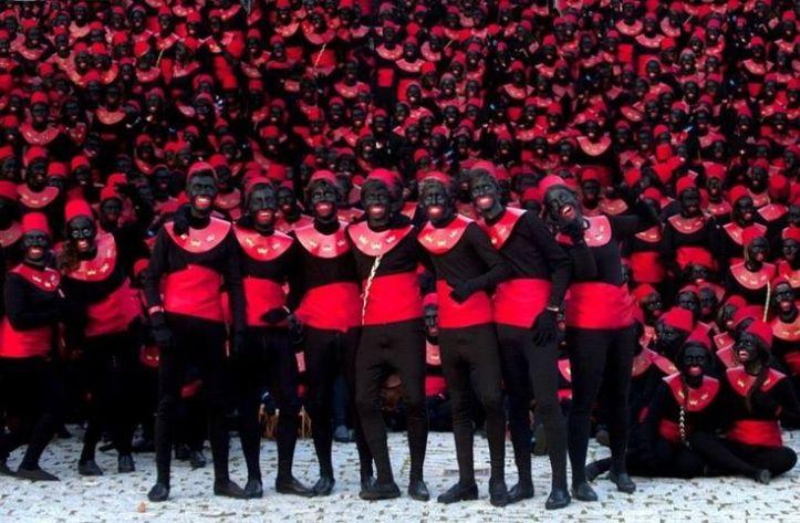 Un BlackFace masivo en Alcoy, ¿puede ser patrimonio inmaterial de la humanidad?