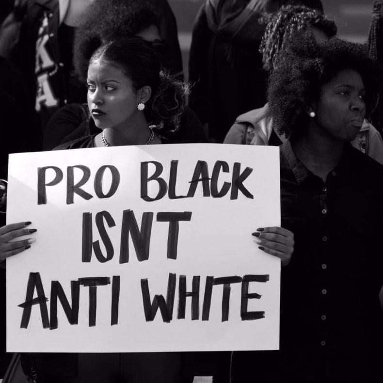 Por que ser antiracista no significa odiar a los blancos2