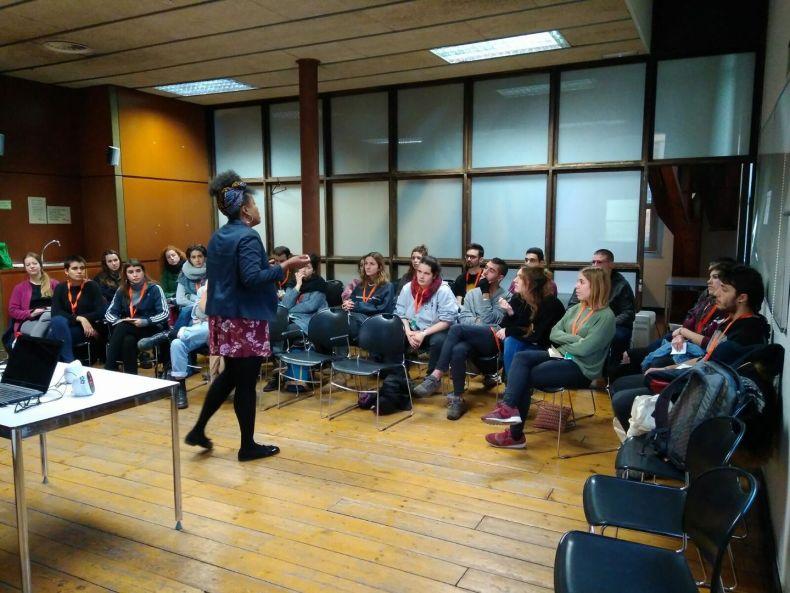 Talleres Afroféminas en Barcelona