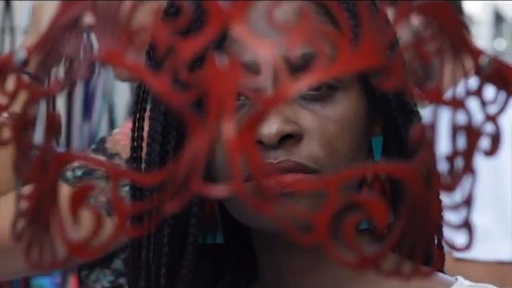Afrografías, mujeres negras en Buenos Aires
