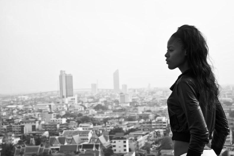 """Me sentí Negra, en una ciudad de """"blancos"""""""