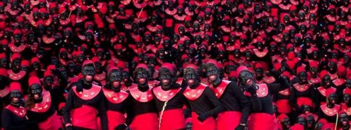 Todos los partidos del Senado respaldaron el blackface masivo de Alcoy