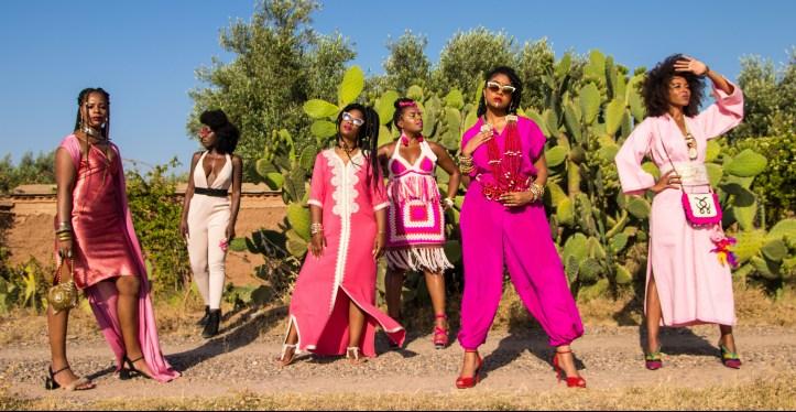 Proyecto BlackgirlKronicles. Viajes, moda y salirse del marco que nos imponen