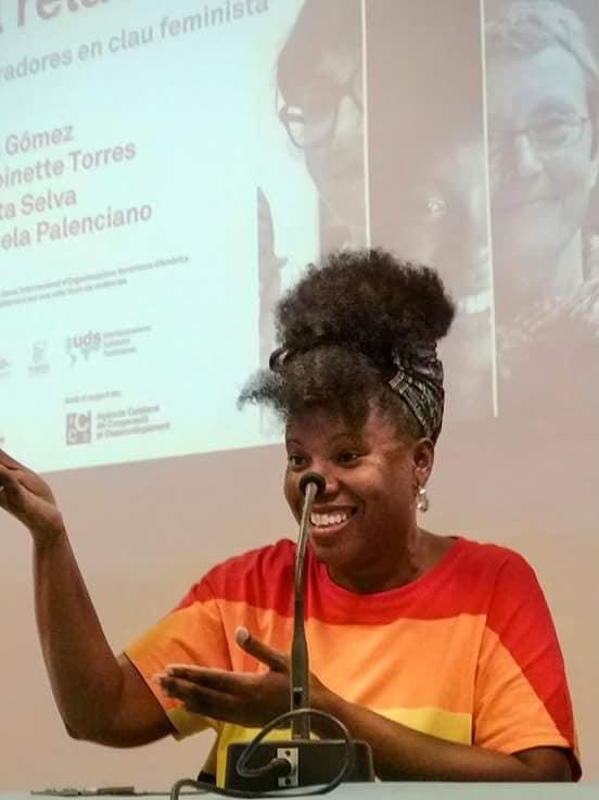 Antoinette T. Soler directora Afroféminas