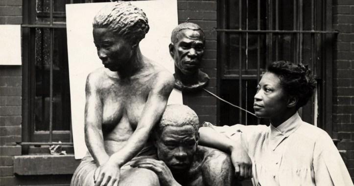 augusta savage, la escultora negra más importante del siglo xx