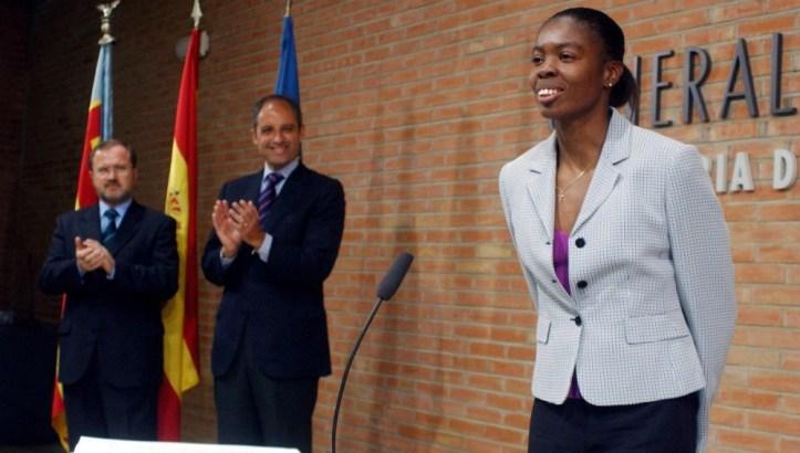 Historia de las mujeres negras en la derecha española