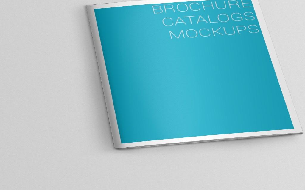 Catalog Mockup