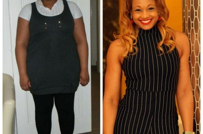I was 24 years old and I refused to wear the same dress size as my age