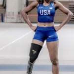 "Team USA – Femita Ayanbeku: ""Life after amputation can still be great"""