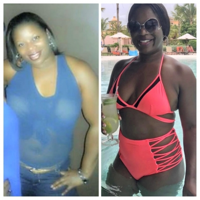 30lbs weight loss in 6 months: No Surgery, no pills