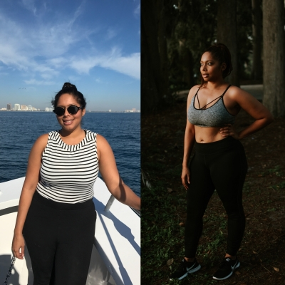 35 Pounds Lost: The Death of Dannielle's Father Inspired Her to Take Control of Her Health