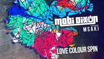 Mobi Dixon feat. Msaki - Love Colour Spin (Buntu & Froote Remake) Afro House King Afro House, Gqom, Deep House, Soulful