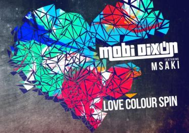 Mobi Dixon feat. Msaki - Love Colour Spin (Buntu & Froote Remake) 1 tegory%