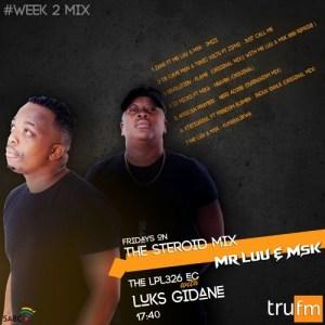 Mr Luu & MSK - Tru FM Steroid Mix Week 2